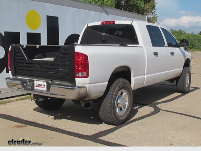 Install Stromberg Carlson Louvered Tailgate Dodge Ram Pickup Vgd on Dodge Ram 3500 Mins Diesel