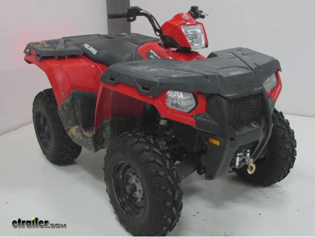 polaris sportsman 90 winch install � videos are provided as a guide only  refer to manufacturer