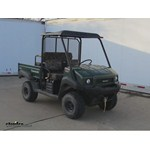 Superwinch LT2000 ATV Winch Installation - 2010 Kawasaki Mule