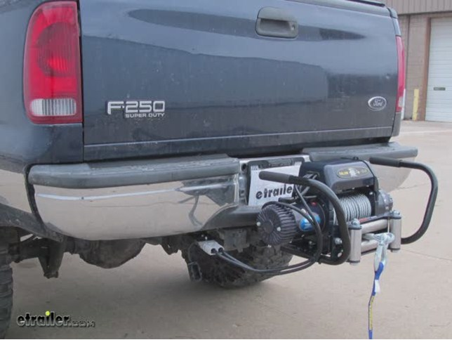 superwinch electric winch wiring kit installation 2003 ford f 250