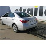 Surco Products Hitch Cargo Carrier Review - 2018 Toyota Corolla