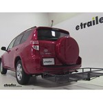 Surco Hitch Cargo Carrier Review - 2010 Toyota RAV4