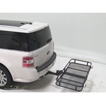 Surco Folding Hitch Cargo Carrier Review - 2010 Ford Flex