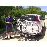 Swagman Hitch Bike Racks Review - 2015 Honda CR-V