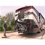 Swagman Hitch Bike Racks Review - 2013 Forest River Georgetown Motorhome