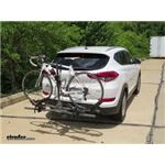 Swagman Hitch Bike Racks Review - 2017 Hyundai Tucson