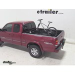 Swagman Pick-Up Truck Bed Bike Rack Review - 2002 Toyota Tundra