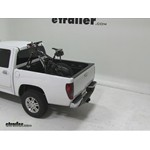 Swagman Pick-Up Truck Bed Bike Rack Review - 2012 GMC Canyon