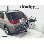 Swagman Titan Hitch Bike Rack Review - 2004 Buick Rendezvous