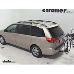 Swagman Titan Hitch Bike Rack Review - 2004 Toyota Sienna