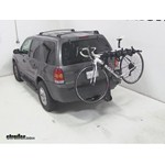 Swagman Titan Hitch Bike Rack Review - 2005 Ford Escape