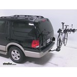 Swagman Titan Hitch Bike Rack Review - 2005 Ford Expedition