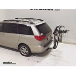 Swagman Titan Hitch Bike Rack Review - 2006 Toyota Sienna