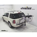 Swagman Titan Hitch Bike Rack Review - 2007 Ford Explorer