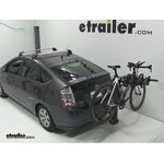 Swagman Titan Hitch Bike Rack Review - 2007 Toyota Prius