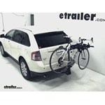 Swagman Titan Hitch Bike Rack Review - 2008 Ford Edge