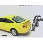 Swagman Titan Hitch Bike Rack Review - 2009 Chevrolet Cobalt