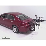 Swagman Titan Hitch Bike Rack Review - 2009 Chevrolet Malibu