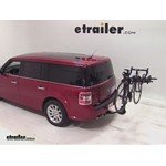Swagman Titan Hitch Bike Rack Review - 2009 Ford Flex