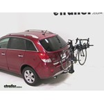 Swagman Titan Hitch Bike Rack Review - 2009 Saturn Vue