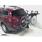 Swagman Titan Hitch Bike Rack Review - 2010 Buick Enclave