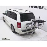 Swagman Titan Hitch Bike Rack Review - 2010 Chrysler Town and Country