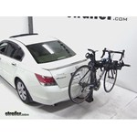 Swagman Titan Hitch Bike Rack Review - 2010 Honda Accord