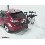 Swagman Titan Hitch Bike Rack Review - 2010 Lexus RX 350