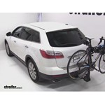 Swagman Titan Hitch Bike Rack Review - 2010 Mazda CX-9