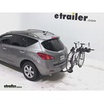 Swagman Titan Hitch Bike Rack Review - 2010 Nissan Murano