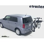 Swagman Titan Hitch Bike Rack Review - 2010 Scion xB
