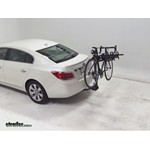 Swagman Titan Hitch Bike Rack Review - 2011 Buick LaCrosse