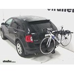 Swagman Titan Hitch Bike Rack Review - 2011 Ford Edge