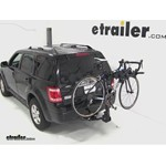 Swagman Titan Hitch Bike Rack Review - 2011 Ford Escape