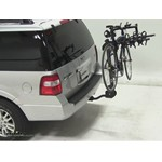 Swagman Titan Hitch Bike Rack Review - 2011 Ford Expedition