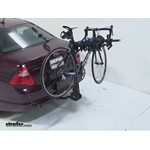 Swagman Titan Hitch Bike Rack Review - 2011 Ford Fusion