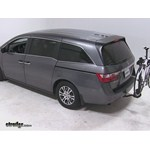 Swagman Titan Hitch Bike Rack Review - 2011 Honda Odyssey