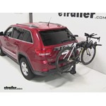 Swagman Titan Hitch Bike Rack Review - 2011 Jeep Grand Cherokee