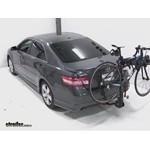 Swagman Titan Hitch Bike Rack Review - 2011 Toyota Camry