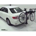 Swagman Titan Hitch Bike Rack Review - 2011 Toyota Corolla