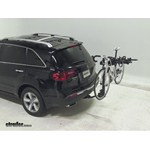 Swagman Titan Hitch Bike Rack Review - 2012 Acura MDX