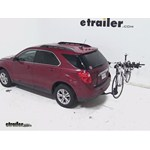 Swagman Titan Hitch Bike Rack Review - 2012 Chevrolet Equinox