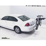 Swagman Titan Hitch Bike Rack Review - 2012 Chevrolet Impala
