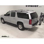 Swagman Titan Hitch Bike Rack Review - 2012 Chevrolet Suburban