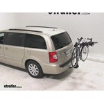Swagman Titan Hitch Bike Rack Review - 2012 Chrysler Town and Country