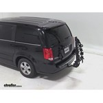 Swagman Titan Hitch Bike Rack Review - 2012 Dodge Grand Caravan