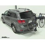 Swagman Titan Hitch Bike Rack Review - 2012 Dodge Journey