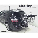 Swagman Titan Hitch Bike Rack Review - 2012 GMC Acadia