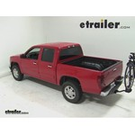 Swagman Titan Hitch Bike Rack Review - 2012 GMC Canyon