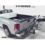 Swagman Titan Hitch Bike Rack Review - 2012 GMC Sierra